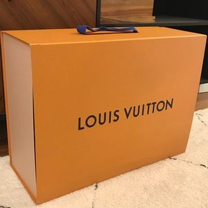 HOLD Louis Vuitton XXL Magnetic Gift Box